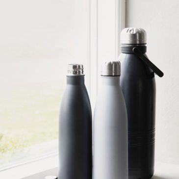 Thermos, Matt, Silver, 500 ml