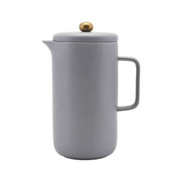 Coffee pot, Pot, grey