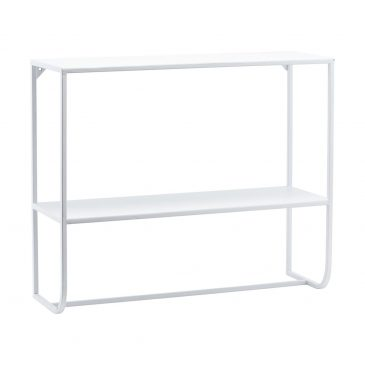 Shelf, Prove, White